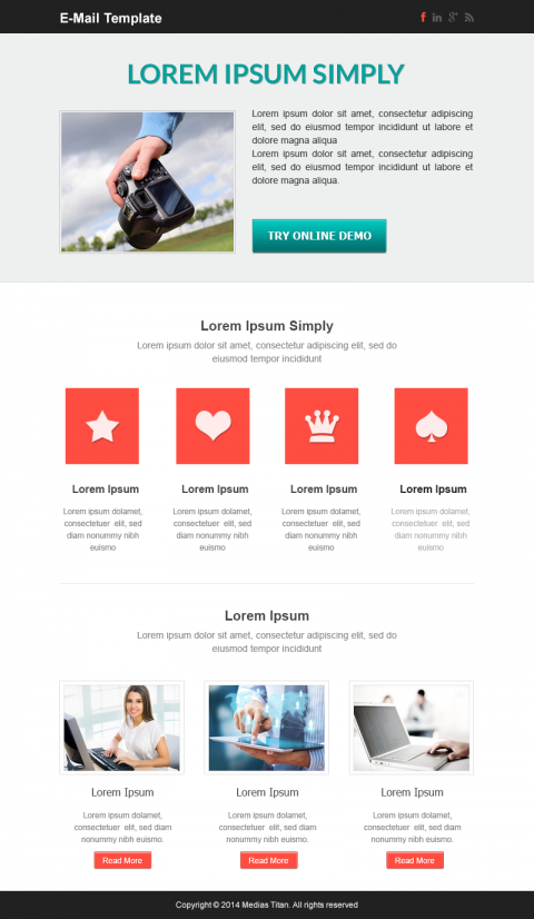 Email Design-Template 3